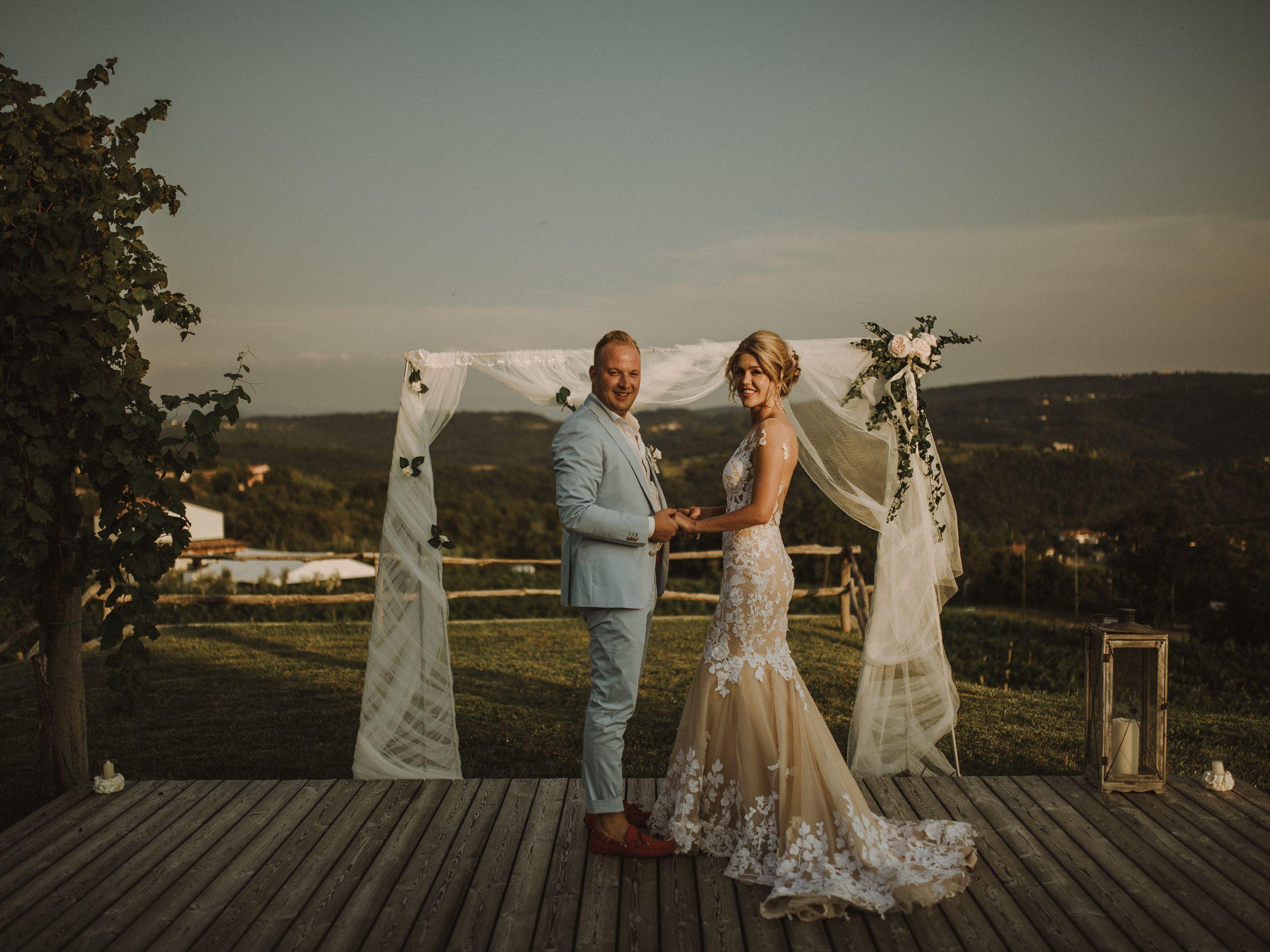 poročno ličenje